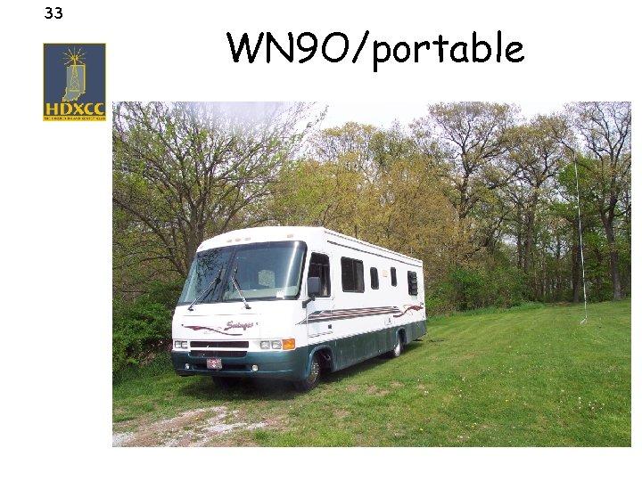 33 WN 9 O/portable