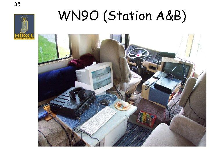 35 WN 9 O (Station A&B)