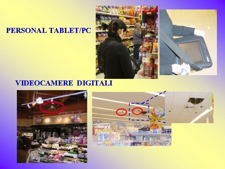 PERSONAL TABLET/PC VIDEOCAMERE DIGITALI