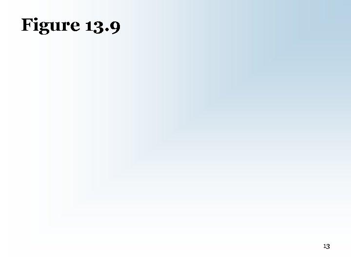 Figure 13. 9 13