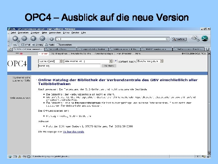 OPC 4 – Ausblick auf die neue Version