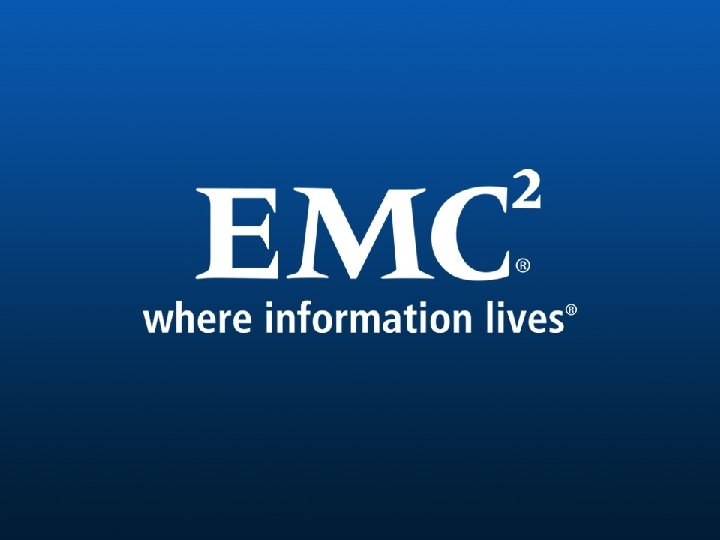© Copyright 2008 EMC Corporation. All rights reserved. 24