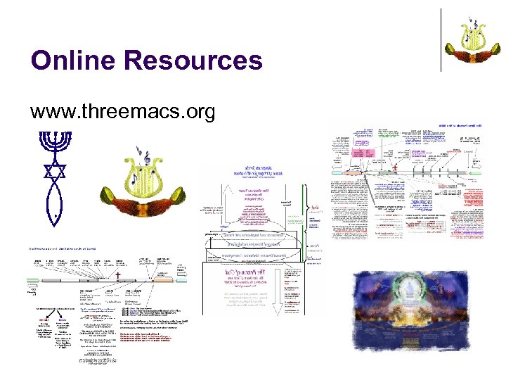 Online Resources www. threemacs. org