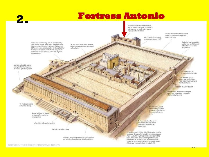 2. Fortress Antonio 172