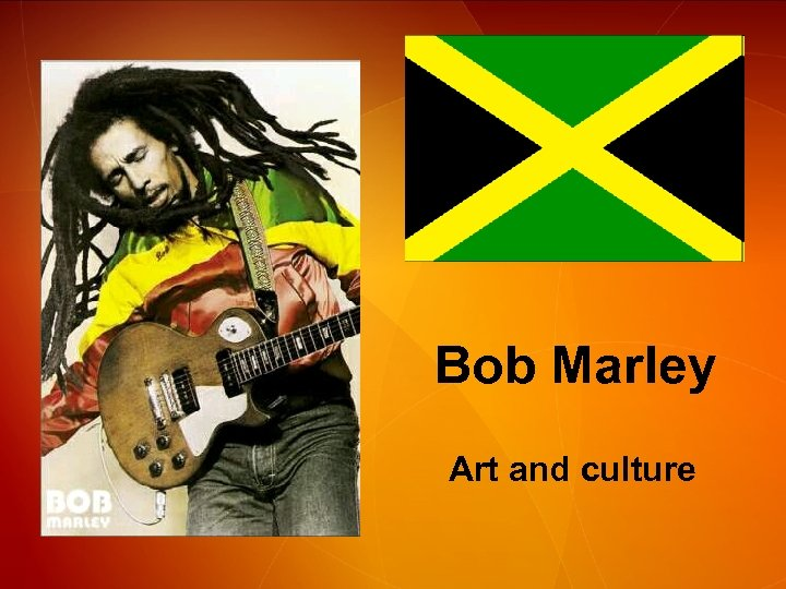 Bob Marley Art and culture