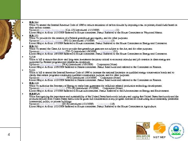 • • 4 H. R. 594 Title: To amend the Internal Revenue Code