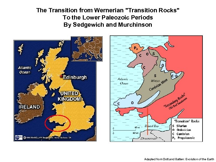 The Transition from Wernerian