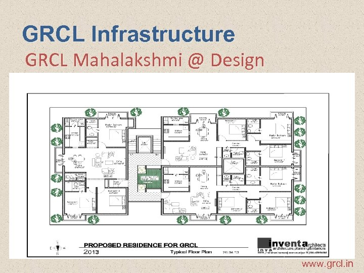 GRCL Infrastructure GRCL Mahalakshmi @ Design www. grcl. in