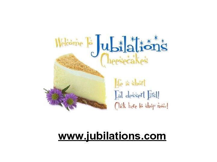 www. jubilations. com