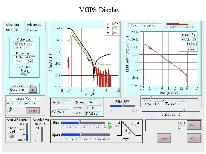 VGPS Display 16
