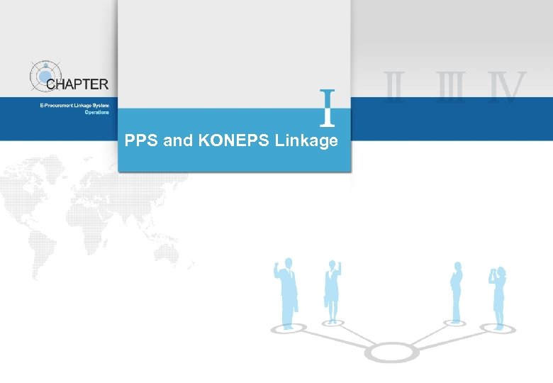 PPS and KONEPS Linkage