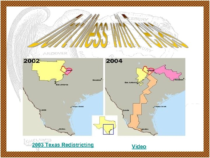 2003 Texas Redistricting Video