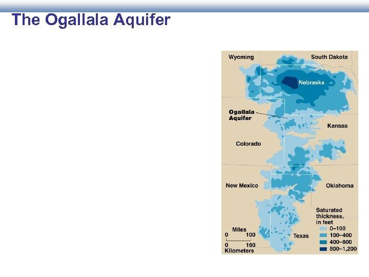 The Ogallala Aquifer