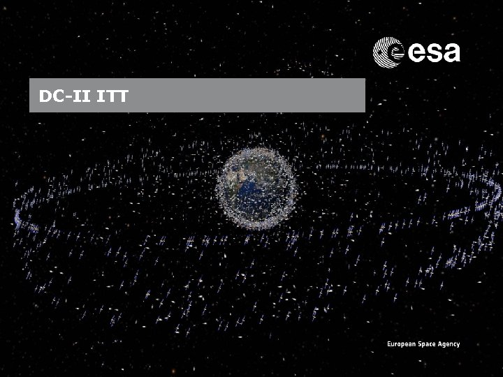 DC-II ITT Emmet Fletcher | SSA Precursor Programme | SSA Industry Day | CO-VIII