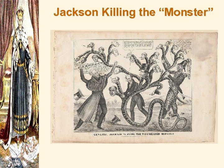 """Jackson Killing the """"Monster"""""""