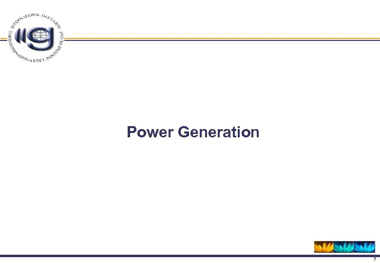 Power Generation 7
