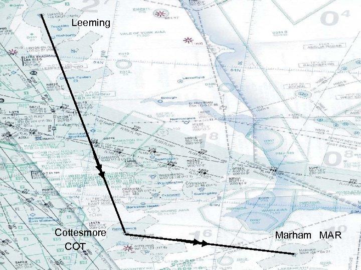 Leeming Cottesmore COT Marham MAR