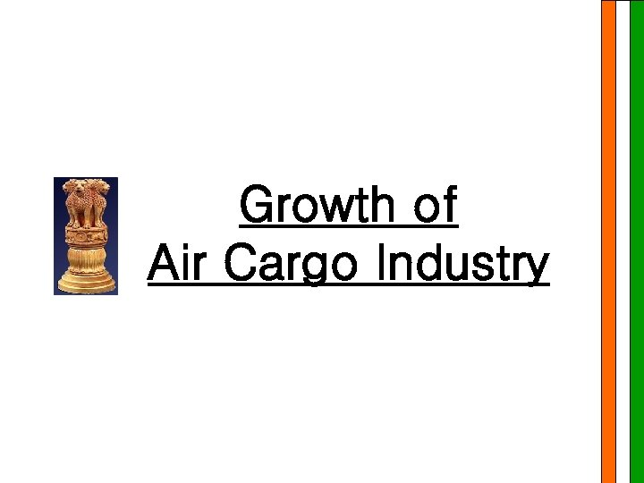 Growth of Air Cargo Industry