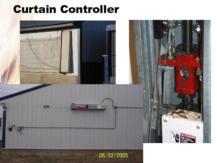 Curtain Controller