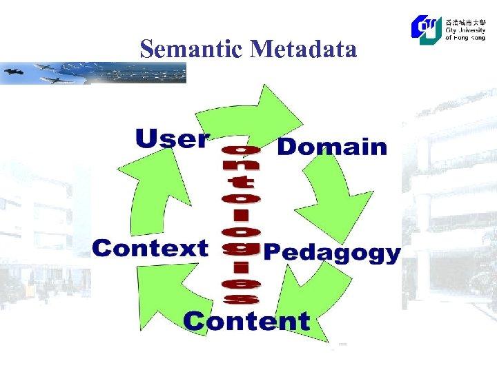 Semantic Metadata