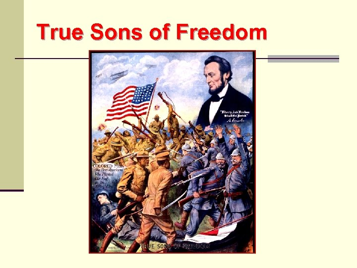 True Sons of Freedom