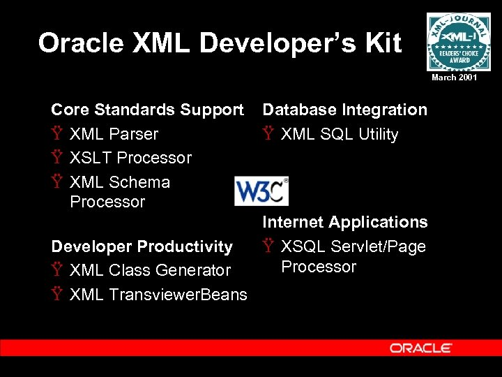 Leveraging the combined capabilities of Java XML and