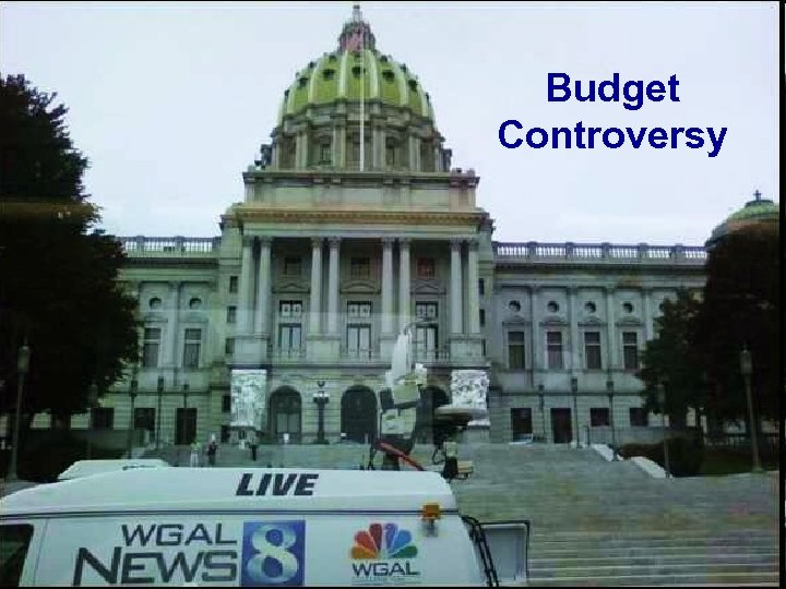 Budget Controversy