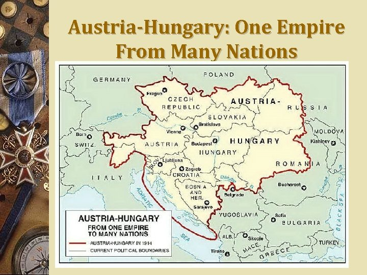 Austria-Hungary: One Empire From Many Nations