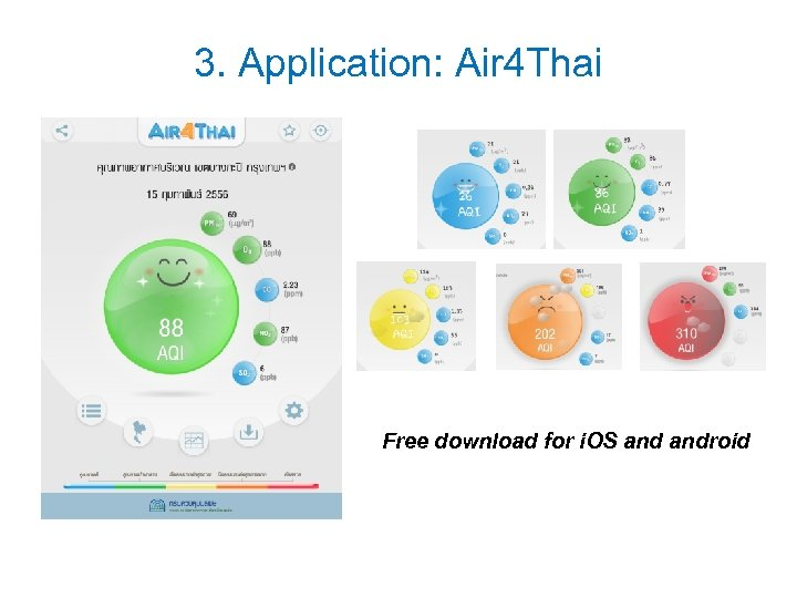 3. Application: Air 4 Thai Free download for i. OS android
