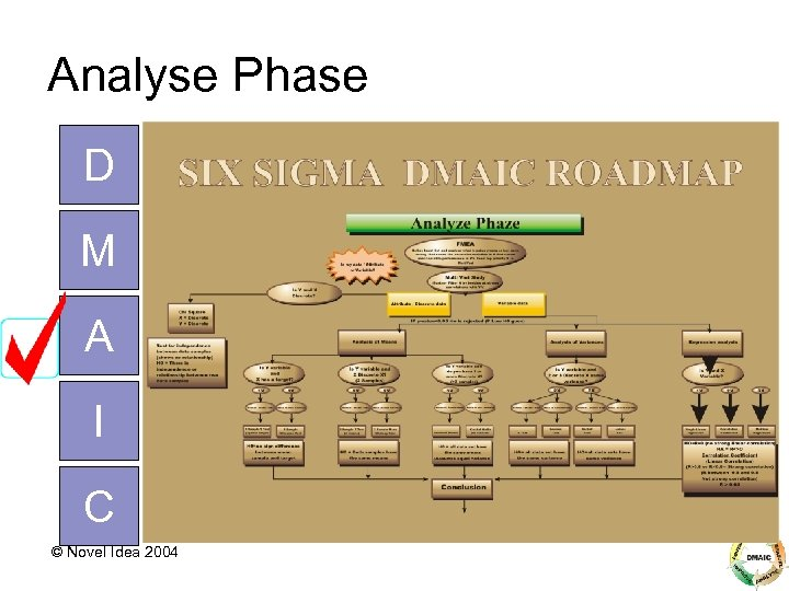Analyse Phase D M A I C © Novel Idea 2004