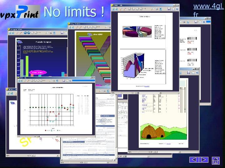No limits ! www. 4 gl. fr