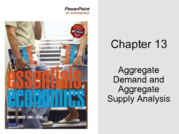 Power. Point to accompany Chapter 13 Aggregate Demand Aggregate Supply Analysis