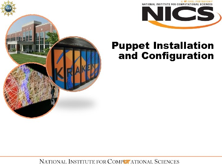 Puppet Installation and Configuration