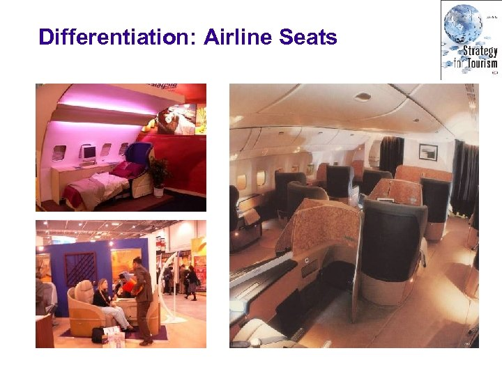 Differentiation: Airline Seats