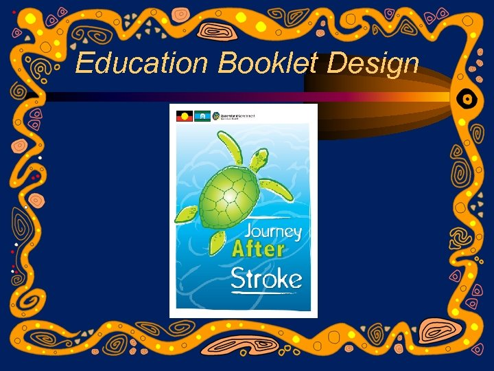 Education Booklet Design