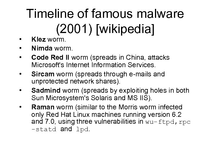 an analysis of i love you as a melissa like worm that spreads through email and infects certain file The worm was spread through mass emailing, disguised as badly sent email design and infection the virus was made to be sent in an email with an attachment that carried the virus  when the attachment was opened, the virus would download itself to the computer.