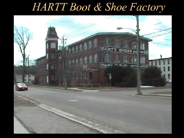HARTT Boot & Shoe Factory
