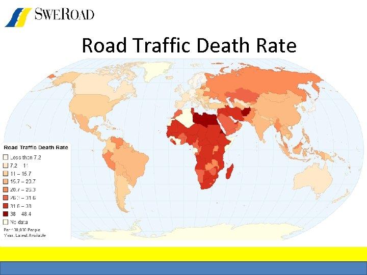 Road Traffic Death Rate