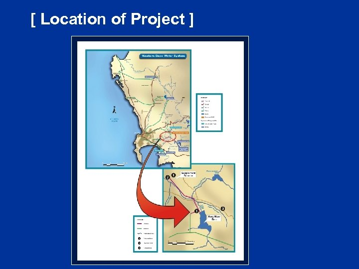 [ Location of Project ]