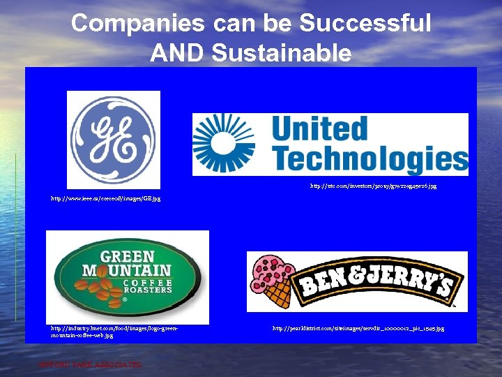 Companies can be Successful AND Sustainable http: //utc. com/investors/proxy/g 79229 g 45 e 26.