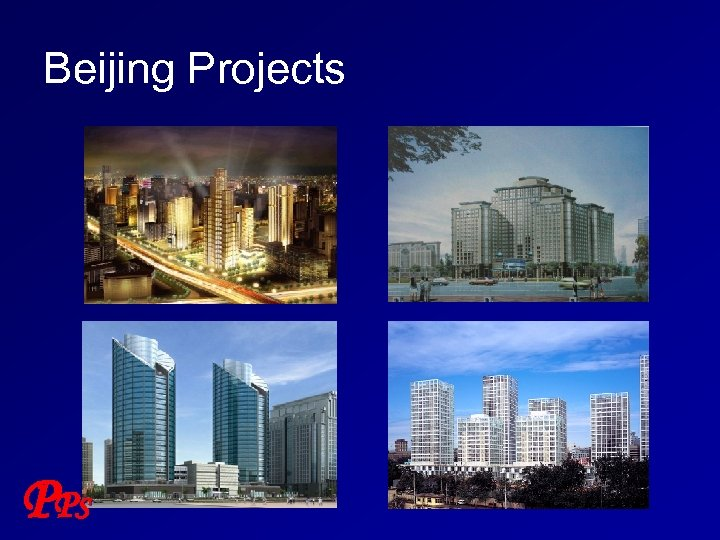 Beijing Projects P PS