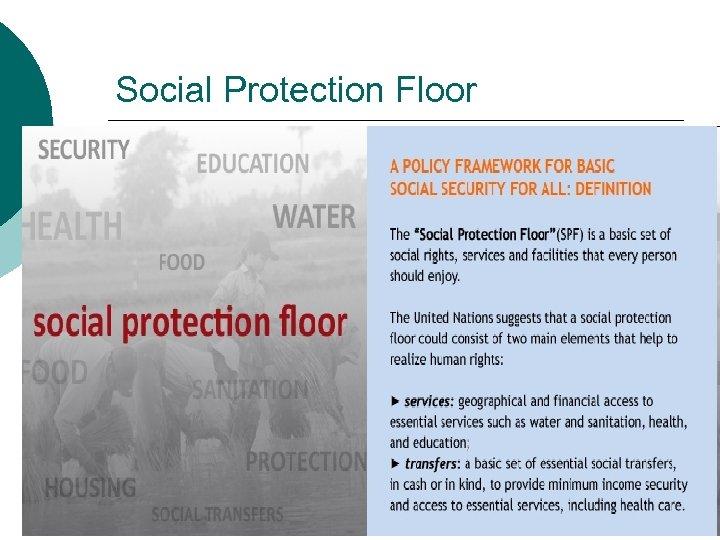 Social Protection Floor