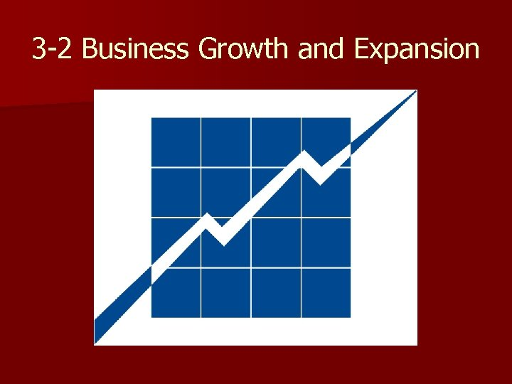 3 -2 Business Growth and Expansion