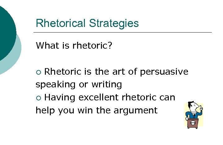 rhetorical strategies in howards end Foster's rhetorical strategies master novelists craft their texts in such a way that style supports subject matter in a passage from the beginning of chapter xx in the novel howards end by em forster, it is clear, due to forster's use of rhetorical strategies, that the power of love is underestimated.