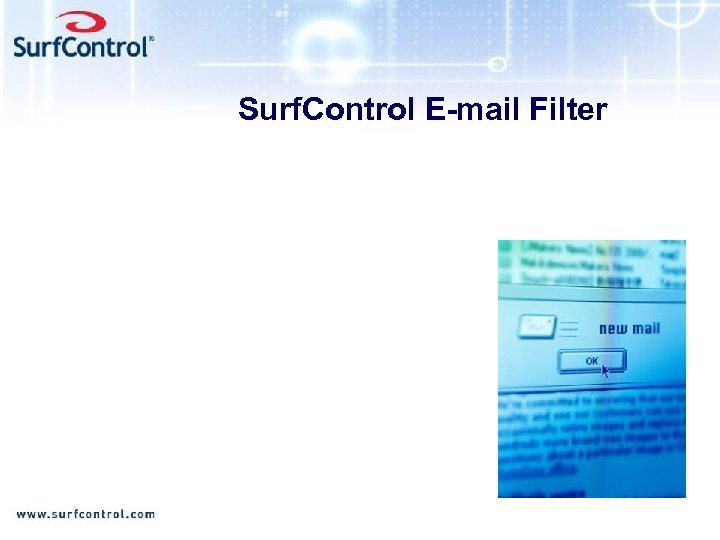 Surf. Control E-mail Filter