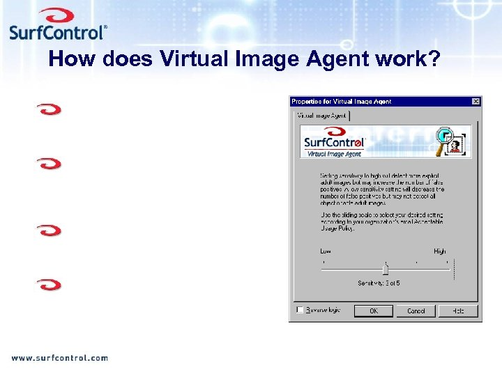 How does Virtual Image Agent work?