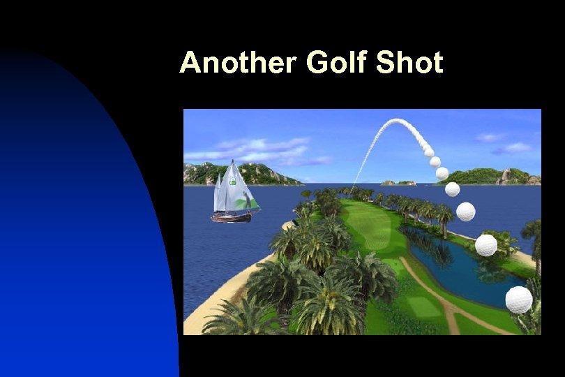 Another Golf Shot