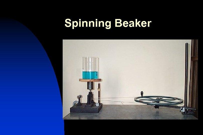 Spinning Beaker