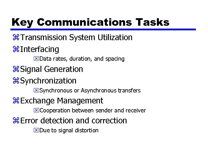 William Stallings Data And Computer Communications Chapter 1