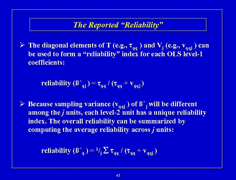 using hierarchical linear modeling methods Analysis of longitudinal data using the hierarchical linear model tom snijders  when and why use the hierarchical linear model for analyzing longitudinal data a large variety of statistical methods exists for the analysis of longitudinal data this paper is a tutorial that explains the use of the hierarchical linear.